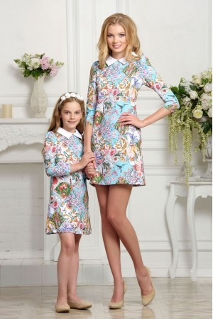 Mommy & me dress