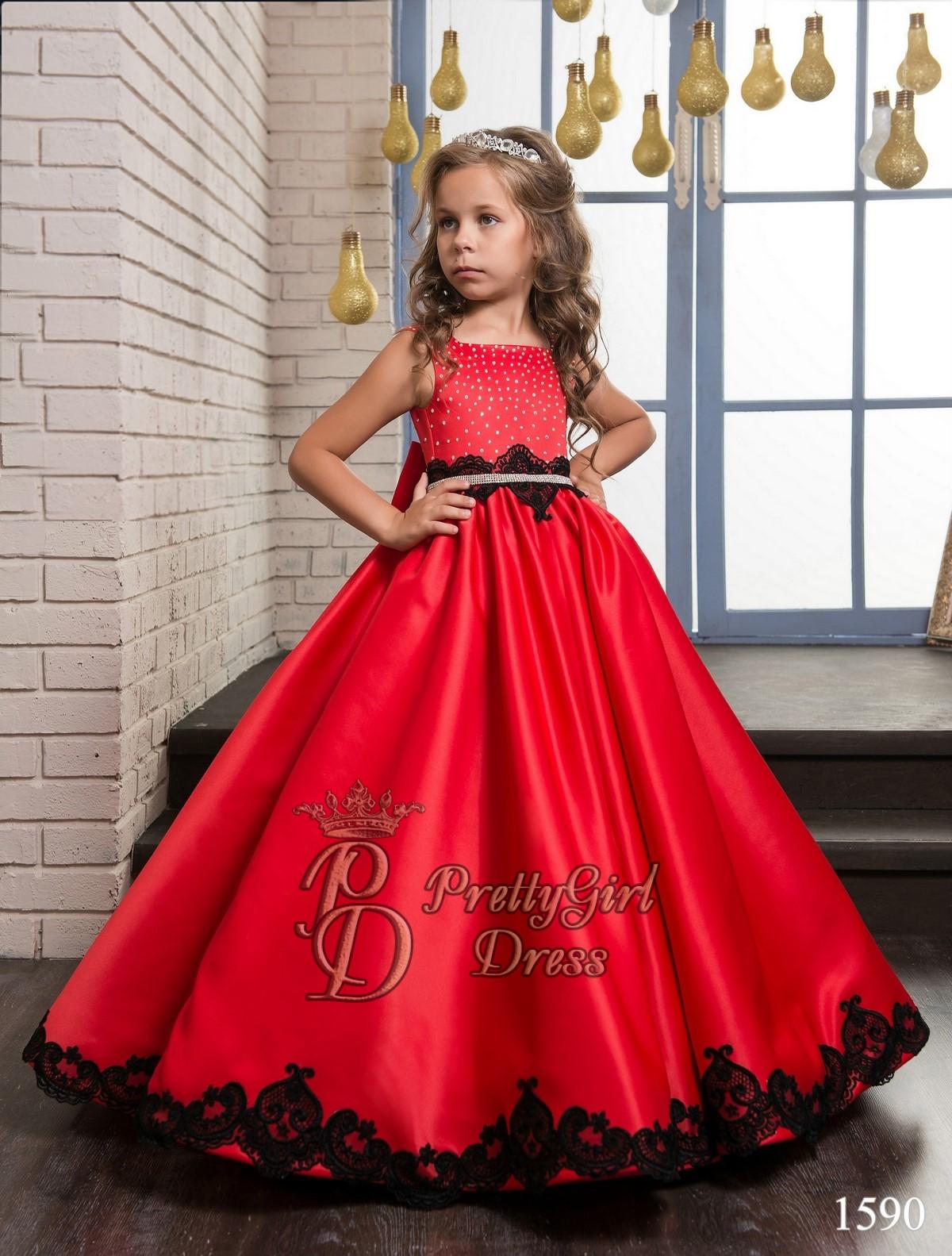 Платья для девочек на выпускной в садике